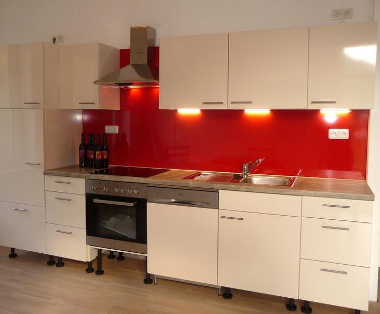 schreinerei laudert k chen. Black Bedroom Furniture Sets. Home Design Ideas